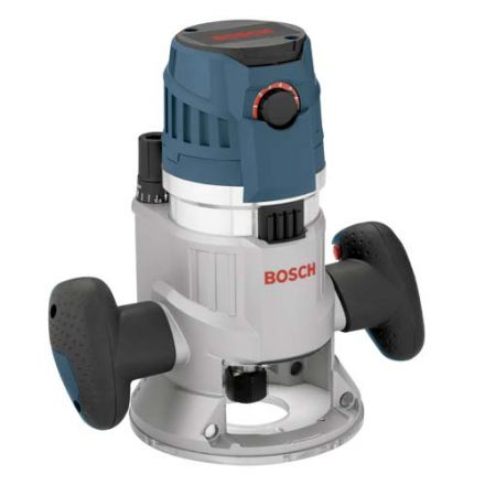 Bosch MRF23EVS 2.3 HP Electronic VS Plunge-Base Router with Trigger Control