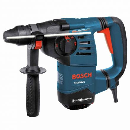 Bosch RH328VC-RT 1-1/8 Inch SDS-plus Rotary Hammer w/ Vibration Control (Reconditioned Tool)