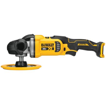 Dewalt DCM849B 20V MAX* XR® 7 in Cordless Variable-Speed Rotary Polisher (Tool Only)