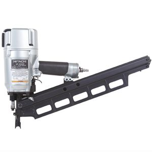 Hitachi NR83A3 3-1/4 Inch Plastic Collated Framing Nailer (Replacement of NR83A2 and NR83A)