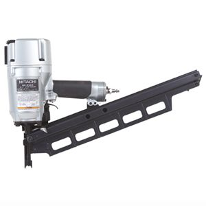 Hitachi NR83A3(S) 3-1/4 Inch Plastic Collated Framing Nailer (without Depth Adjustment) Replacement of NR83A2S