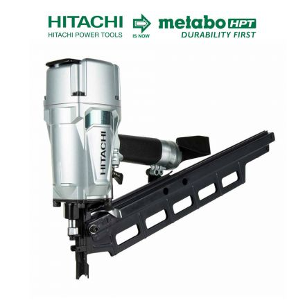 Hitachi NR83A5 3-1/4 Inch Plastic Collated Framing Nailer