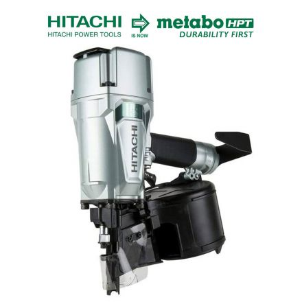 Hitachi NV83A5 3-1/4 Inch Coil Framing Nailer 2 Inch-3-1/4 Inch X 0.099 Inch-0.131 Inch