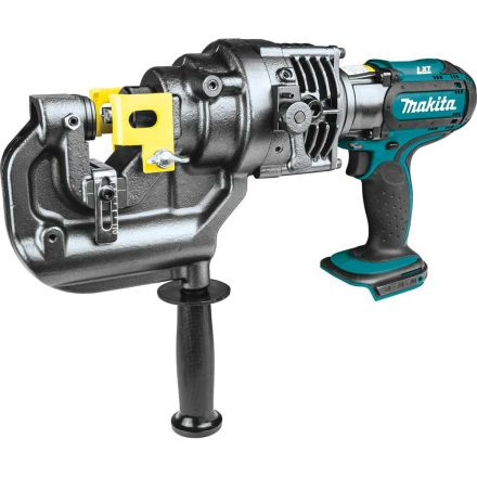 Makita XPP01ZK 18V LXT Lithium-Ion Cordless 5/16 Inch Metal Hole Puncher (Tool Only)