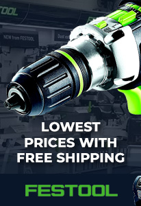 Free Shipping Tools On  All Festool Items